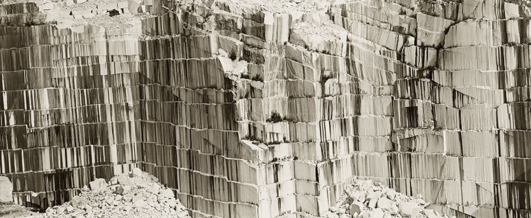 Steve Sherman - Power of Process - Pyro Negative - Bethel Quarry
