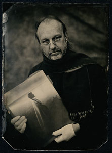 Bill Bonner  - tintype by Robb Kendrick