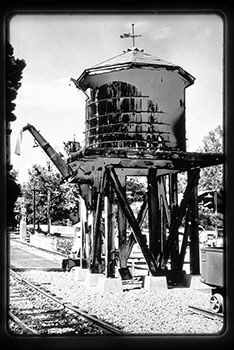 Water Tower - Poway