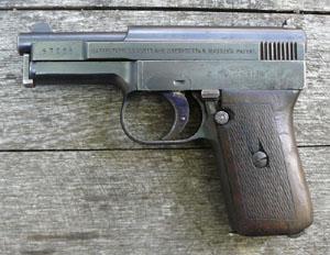 1910 Mauser 6,35 mm