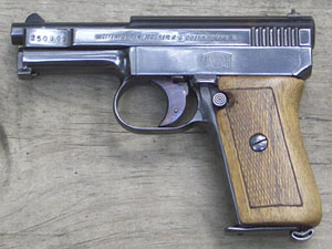 1914 Mauser 6,35 mm