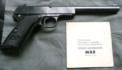 MAB Model F