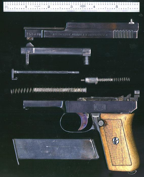 Mauser Pocket Pistols