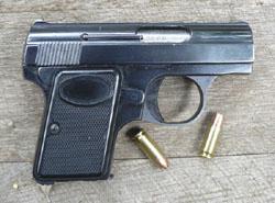 Liliput pistol - Wikipedia