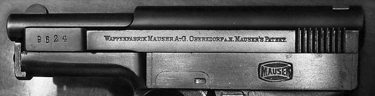 Mauser Pistols