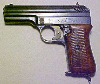 Czech vz 22