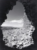 View from Pueblo Alto, Chaco Canyon